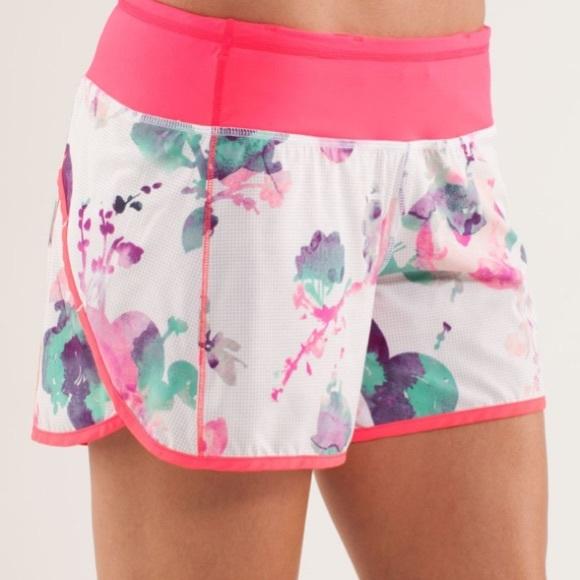 lululemon athletica Pants - **SOLD** RARE**Lululemon - Turbo Run Shorts